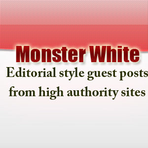 guest posts from high authority sites